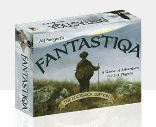 Fantastiqa Zaino Edizione board game  Eagle Games-NUOVO