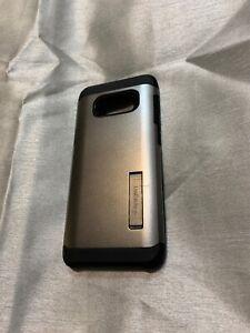 Spigen Tough Armor - Samsung Galaxy S8 plus - gun metal (Minor Scratches)