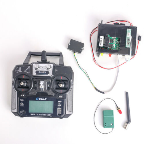 Cult-GPS-Autopilot-Upgrade-Kit-For-Ranger-Bait-Boat-NEW-Carp-Fishing