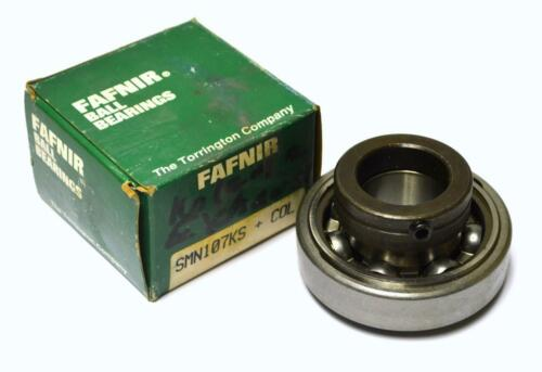 "NEW FAFNIR SMN107KS + COL BALL BEARING INSERT 1716"" X 88 MM"