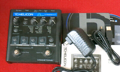 Create-XT VoiceTone Effects Pedal USB Cable Cord For TC Helicon Harmony-G XT