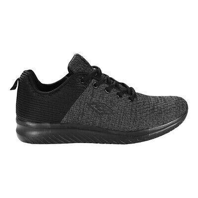5199d2ca33a8 Scarpe Uomo Umbro Genius Mesh Basse Nere Sportive Sneakers Casual Stringhe  | eBay
