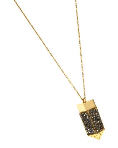 Belle Noel Swarovski Amulet Star Pendant Necklace