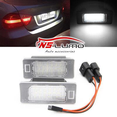 LED iluminación de la matrícula para bmw 1er e82 e88 Coupe Cabrio 7101