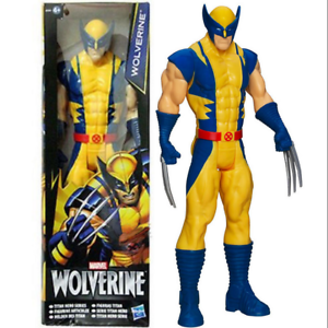 WOLVERINE-X-MEN-12-inch-Action-Figure-Titan-Hero-Series-Marvel-Hasbro-Licensed