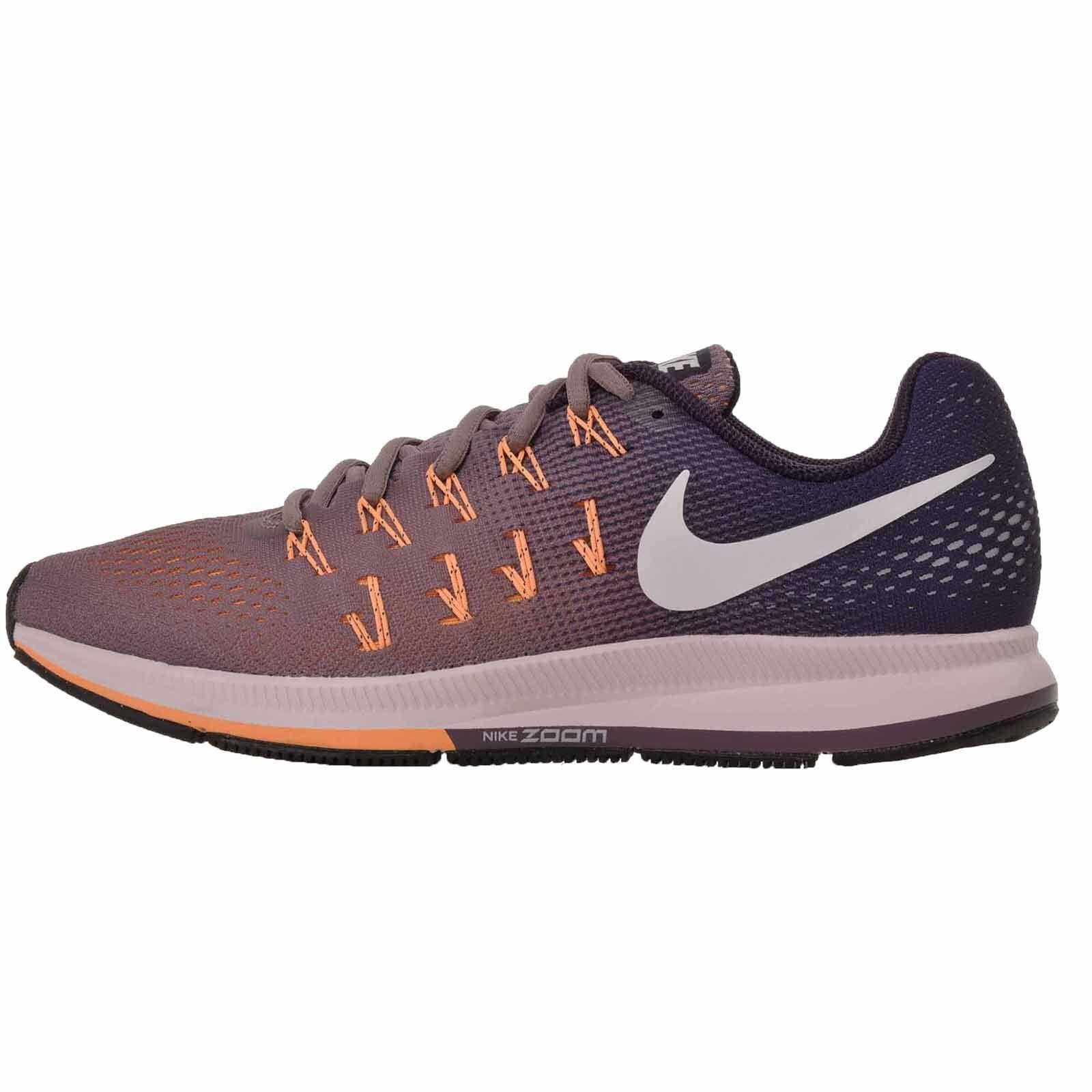 Nike Wmns Zoom Air Zoom Wmns Pegasus 33 corriendo los zapatos de los Mujer humo púrpura 831356-500 el último descuento zapatos para hombres y mujeres da342d