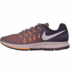 Nike Wmns Air Zoom Pegasus 33 Running Womens Shoes Purple Smoke 831356-500