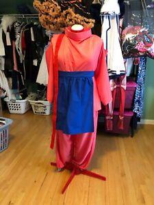 Spirited Away Uniform Cosplay Ebay
