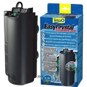 Tetra-Easycrystal-300-filter-FISH-TANK-AQUARIUM-FILTER-PUMP-TROPICAL-60L-tank