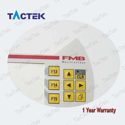 Membrane Keypad Switch for Bosch IndraControl Handbediengerät VCH08 Keyboard
