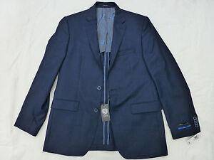 40l jas Camuto Controleer Nwt maat Blazer zwart Mens Vince Navy jas 350 Vu013m wIqqH7S