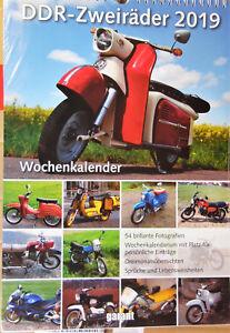 DDR-Nostalgie-Kalender-Wochenkalender-2019-034-DDR-Zweiraeder-034-54-Fotos