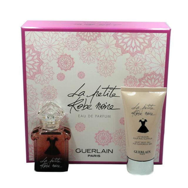 d0491e97111 Guerlain La Petite Robe Noire Coffret EDP Spray Body Milk 2pcs