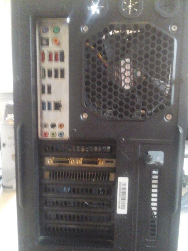 Andet mærke, komplet PC, i5-2500K