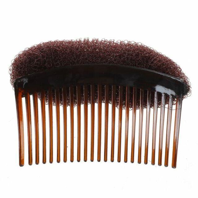 Brown Hair Styler Volume Bouffant Beehive Shaper Bumpits Bump Foam H5T4
