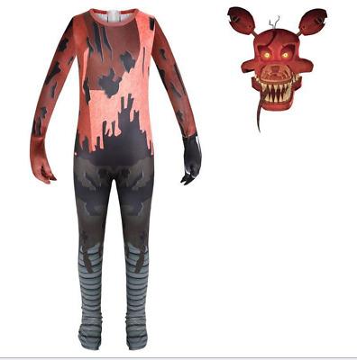 Five Nights at Freddy/'s Halloween Cosplay Kostüm Kinder !