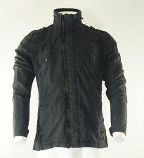 "Men's G-Star 'Estes Overshirt' lightweight Jacket - Navy Blue, Large 40"" chest"