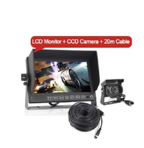 PANTALLA-HD-LCD-a-color-CAMARA-12V-24V-4Pin-para-camion-caravana-BUS-coche