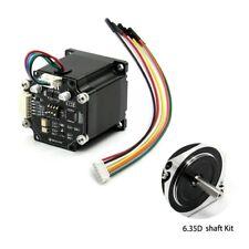 Closed Loop 57 Stepper Motor Driver 635d Shaft Kit For Printing Servo Stepping