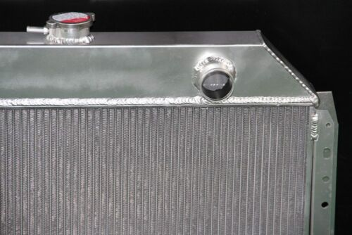 """3 Row Aluminum Radiator Fit Ford 75-79 F-100 F-150 F-250 F-350 V8 19/""""HX26/""""W Core"""
