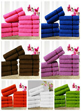 Story@Home 450 GSM Cotton Premium Face Towel - 10 PC Towel set