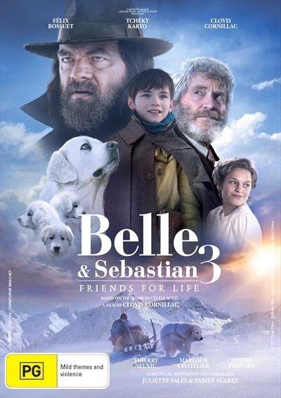 Belle And Sebastian 3 - Friends For Life : NEW DVD