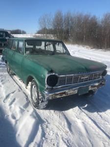 1965 nova wagon