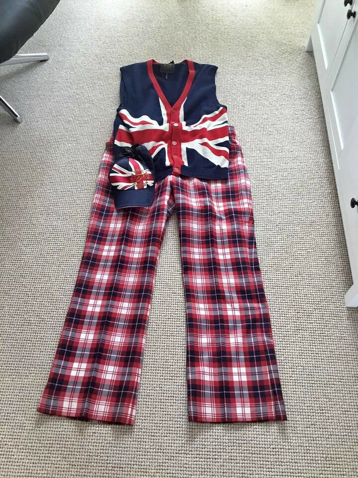 Golftøj, Ian Poulter Limited Collection - British Open