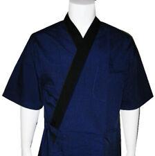 Classic Sushi Chef Coat Japanese Restaurant Chef Uniform Sushi Server Jackets