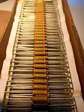 NOS Draloric resistor LCA0414 470K 10 PCS