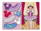 Melissa & Doug Lci9022 Ballerina Dress up Chunky Puzzle