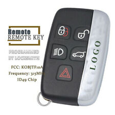 For 2012 2020 Land Rover Range Rover 5 Button Smart Key Ch22 15k601 Ab Kobjtf10a Fits More Than One Vehicle