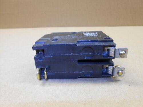 1 USED SQUARE D QOB QOB230VH CIRCUIT BREAKER 30A 30 AMP 2P 240V 240 VOLT 22 KA