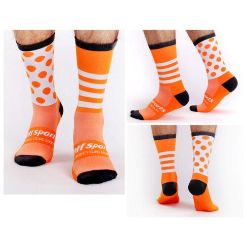 Professional Cycling Socks MTB Bike Mountain Sports Footwear Compression Socks