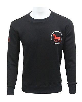 Mens Sweatshirt Top Jumper Pullover Work Casual Leisure Top Ausreichende Versorgung