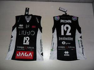 Tubería igualdad submarino  FW15 Liu Jo Modena Piccinini XL T-Shirt Volleyball Women's Volleyball Shirt  | eBay