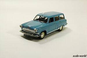 GAZ-22-Volga-M-1962-Auto-leyendas-de-URSS-escala-modelo-coches-1-43