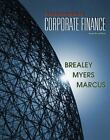 Fundamentals of Corporate Finance by Stewart C. Myers, Richard A. Brealey and Alan J. Marcus (2011, Hardcover)