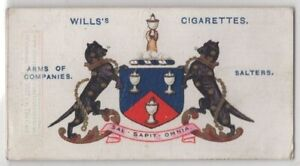 Company-of-Salters-039-London-England-Chemistry-Guild-100-Y-O-Trade-Ad-Card
