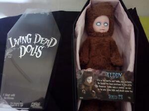 Living Dead Dolls Série 23 Teddy Complet