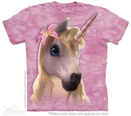 Youth Child NEW Cutie Pie Unicorn Kids T-Shirt from The Mountain