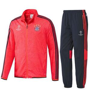 adidas Trainingsanzug FC Bayern München Champions League