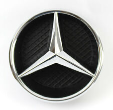 Mercedes-Benz Grundträger Grundplatte Stern Grill Kühlergrill Emblem komplett