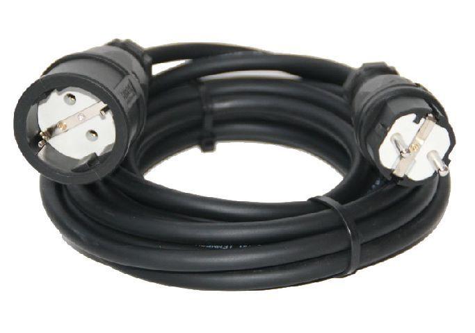 Verlängerungskabel Stromkabel H07RN-F 3x1,5 mm NEU 2 5 10 15 20 25 30 40 50m | Charmantes Design
