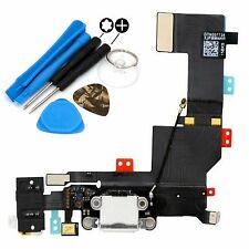 Replacement Dock Connector Signal Antenna Headphone Jack & Tools For iPhone 5S