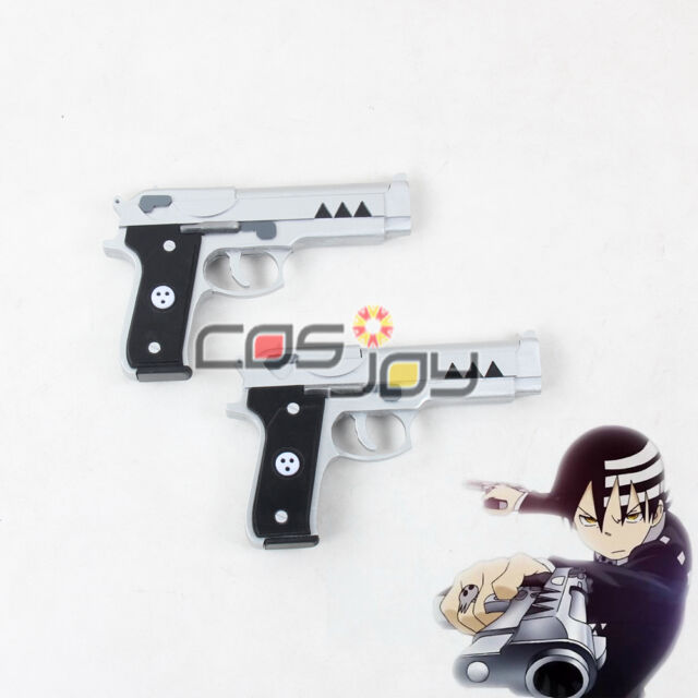 Soul Eater Death the Kid Replica PVC Cosplay Props -0384