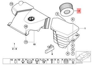 Bmw e46 air filter diagram electrical work wiring diagram genuine bmw e46 compact convertible engine air filter insert oem rh ebay co uk bmw e46 wiring harness diagram e46 bmw factory wiring diagrams cheapraybanclubmaster Gallery