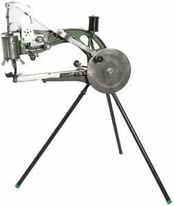 Manual Cobbler Shoe Repair Machine Dual Cotton Nylon Line Sewing Tent Bag Tool