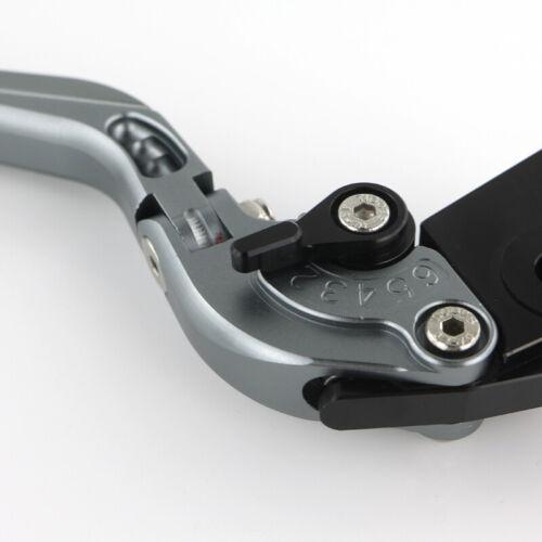 Folding Extending Adjustable Lever For 2001-2006 Suzuki GSF1200 Bandit N//S 2005