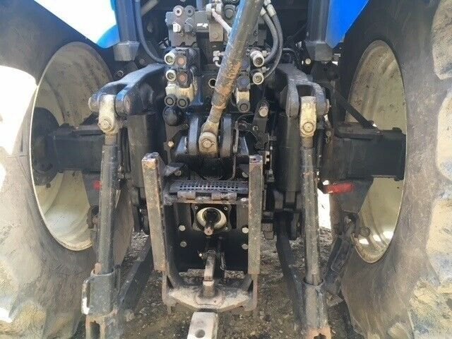 New Holland, T7060 TG, timer 8148